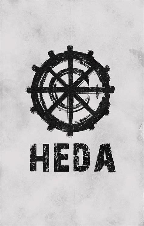 heda symbol clexa   lexa