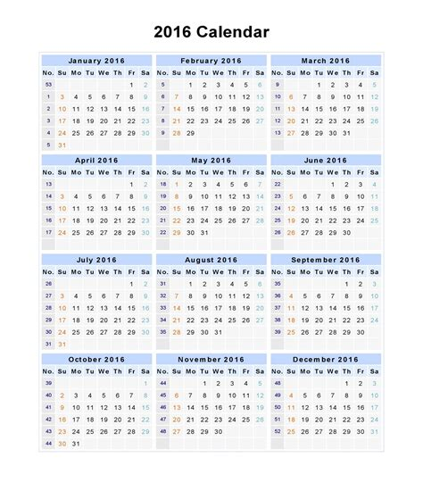 printable calendar 2016 with holidays 2016 printable calendar with holidays activity shelter