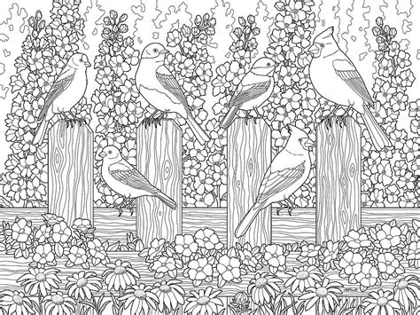 90 Coloring Pages Flower Garden Lifes A Garden Free Adult Coloring Page Printable Pages Flower Garden Coloring Pages