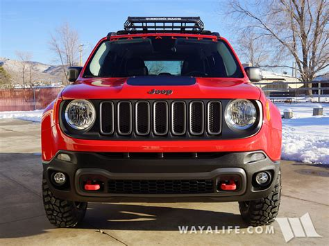 How Much Is A Jeep Renegade Jeep Renegade Trailhawk Daystar 1 5 Quot Lift 225 75r16