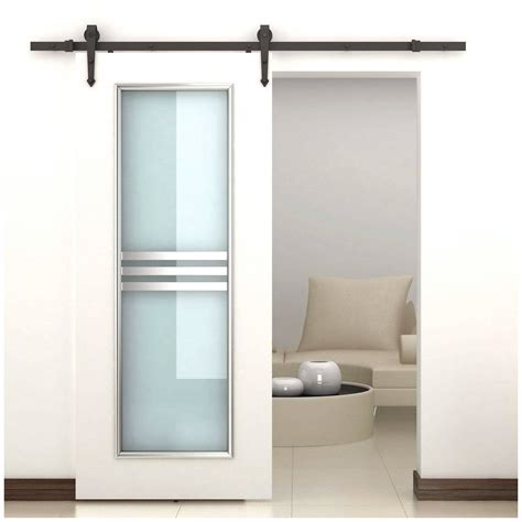 Interior Barn Door Hardware Home Depot 42 modern sliding barn doors 2017 home and house design