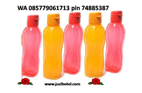 Tupperware Kaca harga tempat air minum tupperware jual botol kaca selai