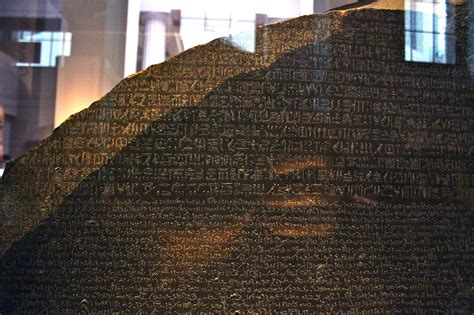 rosetta stone repatriation the 15 most contentious items held in museums