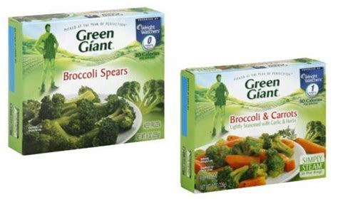printable frozen vegetable coupons printable green giant coupons frozen vegetables 1 18