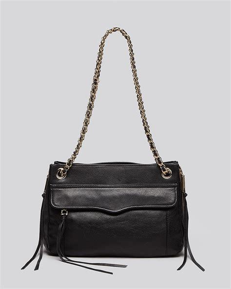 rebecca minkoff swing bag sale rebecca minkoff shoulder bag swing leather bloomingdale s