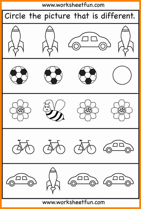 Preschool Worksheets Age 4 by 6 Preschool Worksheets Age 4 How To Make A Cv
