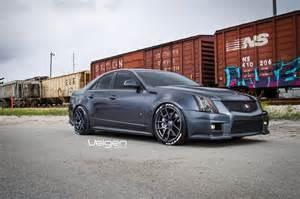 Rims For A Cadillac Cts Cadillac Cts V Velgen Wheels Vmb5 Matte Gunmetal
