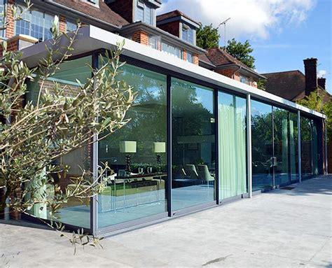 glass extension highgate north london archplan architects