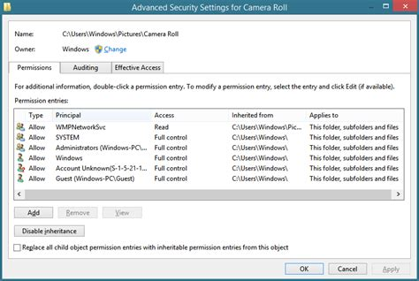 reset permissions tool easier way to set copy and manage ntfs permissions acls