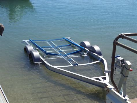 boat trailer rollers perth wa gold star 6200 i beam galv trailer for sale boat