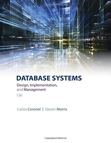 database systems design implementation management books cheapest copy of database systems design implementation