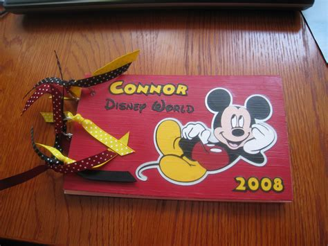 disney world picture book other disney world autograph book 1