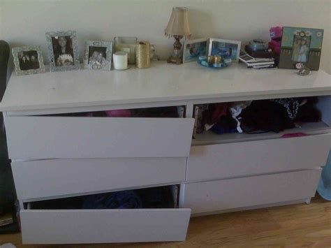 Malm Dresser Painted by New York City People Places And Dreams