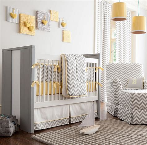 yellow baby bedroom how to pick the right colors for a modern nursery design