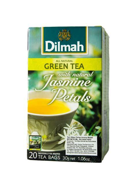 Teh Hijau Dilmah dilmah greean tea petals 20 s box 30g klikindomaret