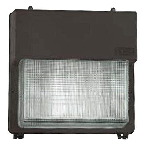Hubbell 83137 72 Watt 120 277 Volt Bronze 180 Led Wall Wall Pack Light Fixtures