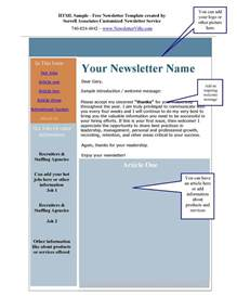 newletter template newsletter templates driverlayer search engine
