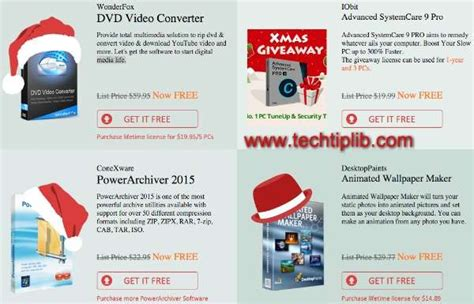 Christmas Software Giveaway - giveaway christmas giveaway 2015 download free 13 premium softwares worth 824