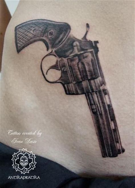 tattoo gun explained 46 best revolver tattoos images on pinterest pistol gun