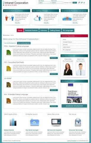Jm Intranet Corporation Best Joomla Templates Pinterest Templates And Business Intranet Templates