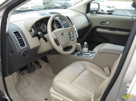 2007 Ford Edge Interior by Camel Interior 2007 Ford Edge Sel Plus Photo 40702045