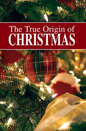 where did christmas originate from the bible or paganism