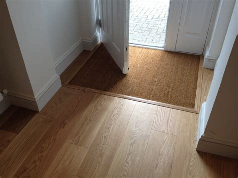 Inset Door Mat by Supply And Fit Wood Flooring Wiltshire Dorset Hshire