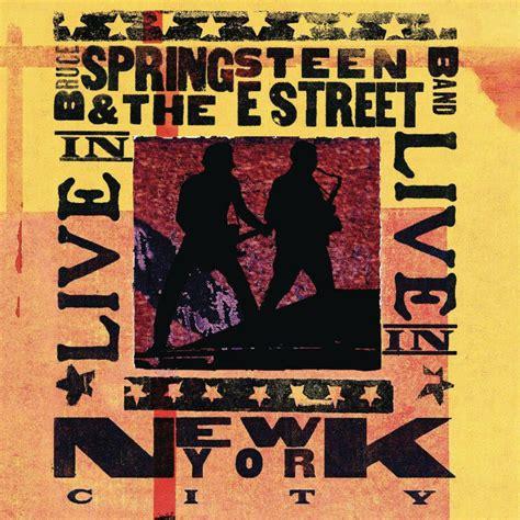 live new york bruce springsteen lyrics tenth avenue freeze out album