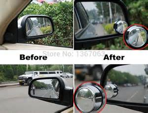how to install blind spot mirrors clean white shape blind spot mirror 11street