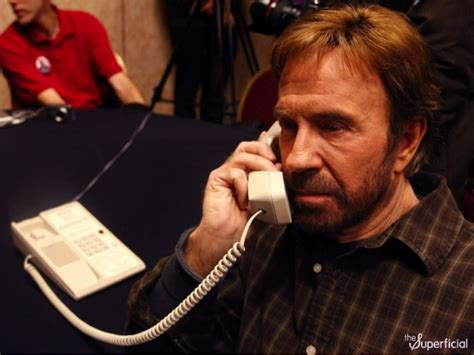 Or The Phone 7 Ways Chuck Norris Cold Calls Better Than You Fact Leveleleven