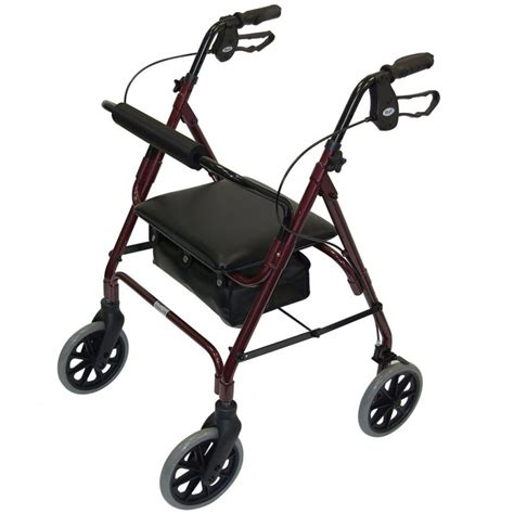 lightweight aluminium walkers model 105