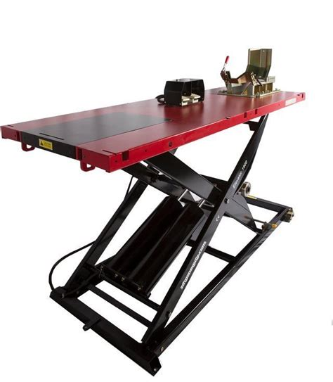 Motorrad Lift by Elevator 1800 Motorcycle Lift Table Basic Nhproequip