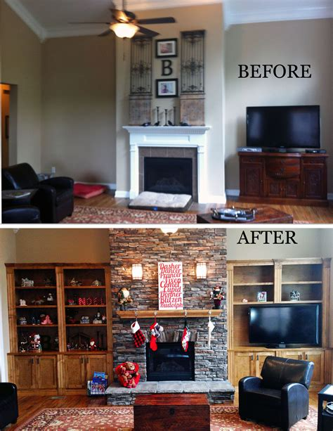 home makeover before after the reveal nashville tn