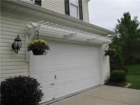 Garage Pergola Designs White Wood Readers Brag Post