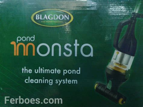 Vacum Cleaner Ukuran Besar vacum cleaner kolam by blagdon ferboes