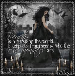 Gothic quotes about life