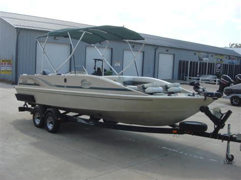 lowe deck boat lowe 224 deck boat boats for sale