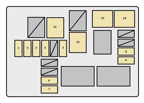 1996 rav4 fuse box diagram free wiring diagrams