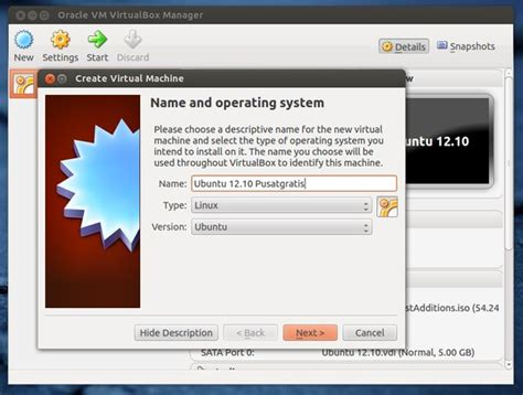 tutorial install ubuntu server 12 04 di virtualbox cara menginstall ubuntu 12 10 di virtualbox ubuntu 12 04