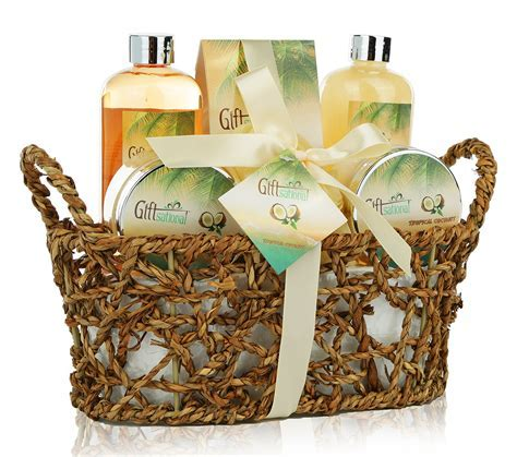 Amazon.com : Gift Baskets for Women, Body & Earth Spa