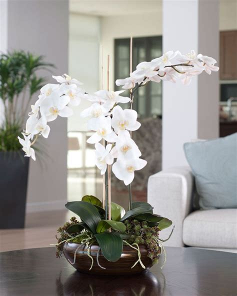 25 best ideas about artificial orchids on