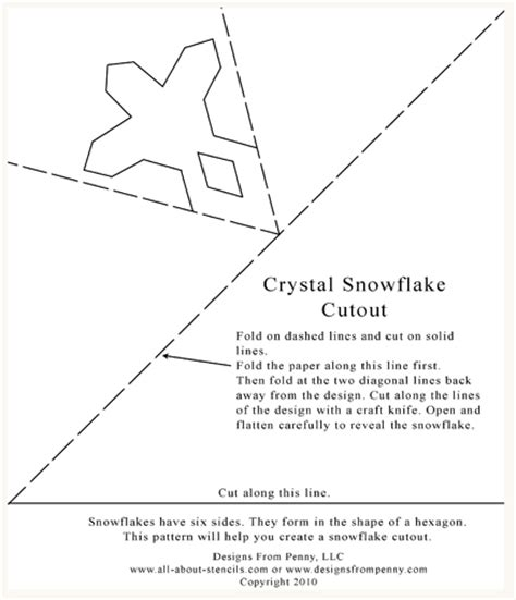 printable snowflakes to cut out best photos of printable snowflake cut outs free