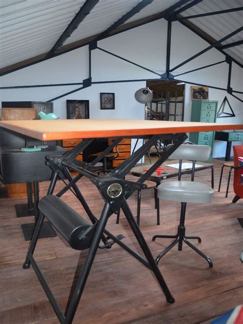 Table De Dessin Architecte by Table Dessin Table Architecte Table Industrielle Table