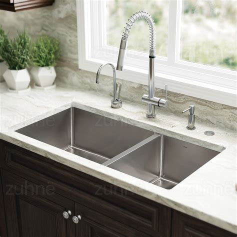 Best Undermount Sink by Best Stainless Steel Sinks 2019 List Of Sinks That Doesn
