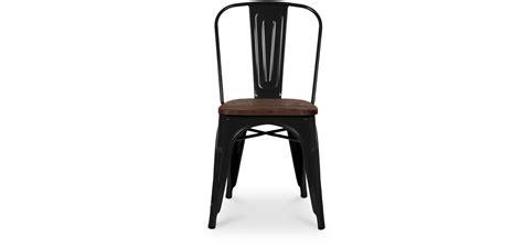 chaise xavier pauchard chaise tolix assise en bois xavier pauchard style m 233 tal
