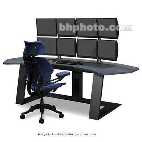 Digital Desk by Winsted Digital Desk With Lcd Mounts E4657 B H Photo