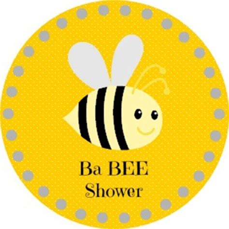 Bumble Bee Baby Shower by Bumble Bee Baby Shower Practical Baby Shower Guide