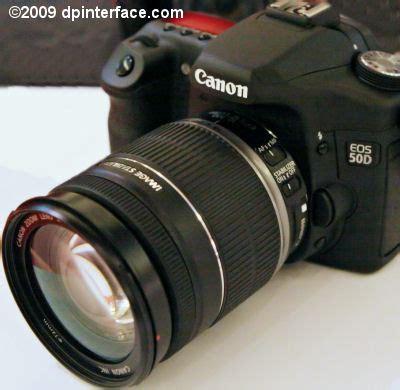 canon eos 50d review – dp interface dp interface