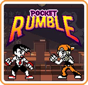 pocket rumble for nintendo switch nintendo game details