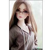 Glasses Doll Girl Cute